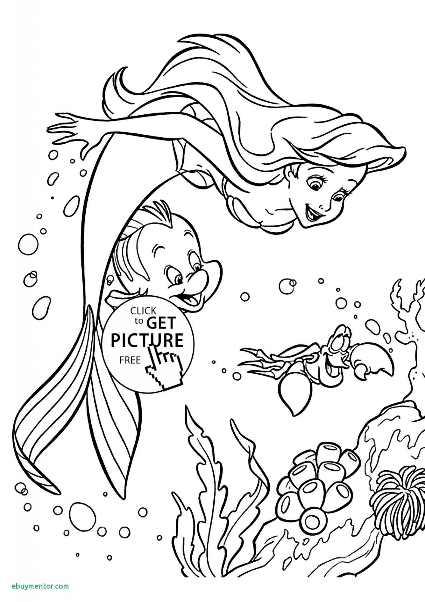 Coloring Pages Of Little Mermaid Mermaid Coloring Pages The Little Mermaid Printable Coloring Pages