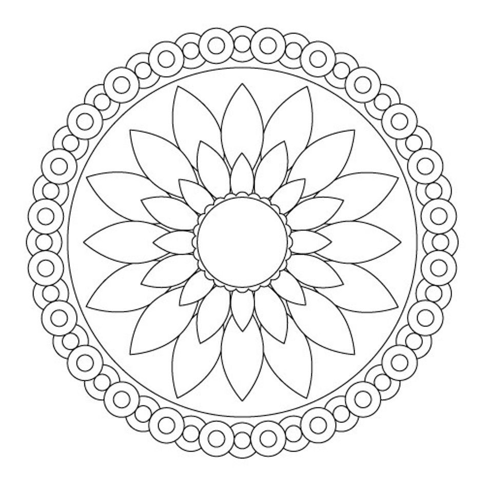 Coloring Pages On Pinterest Coloring Mandalas For Kids Coloring Pages And Images Pinterest
