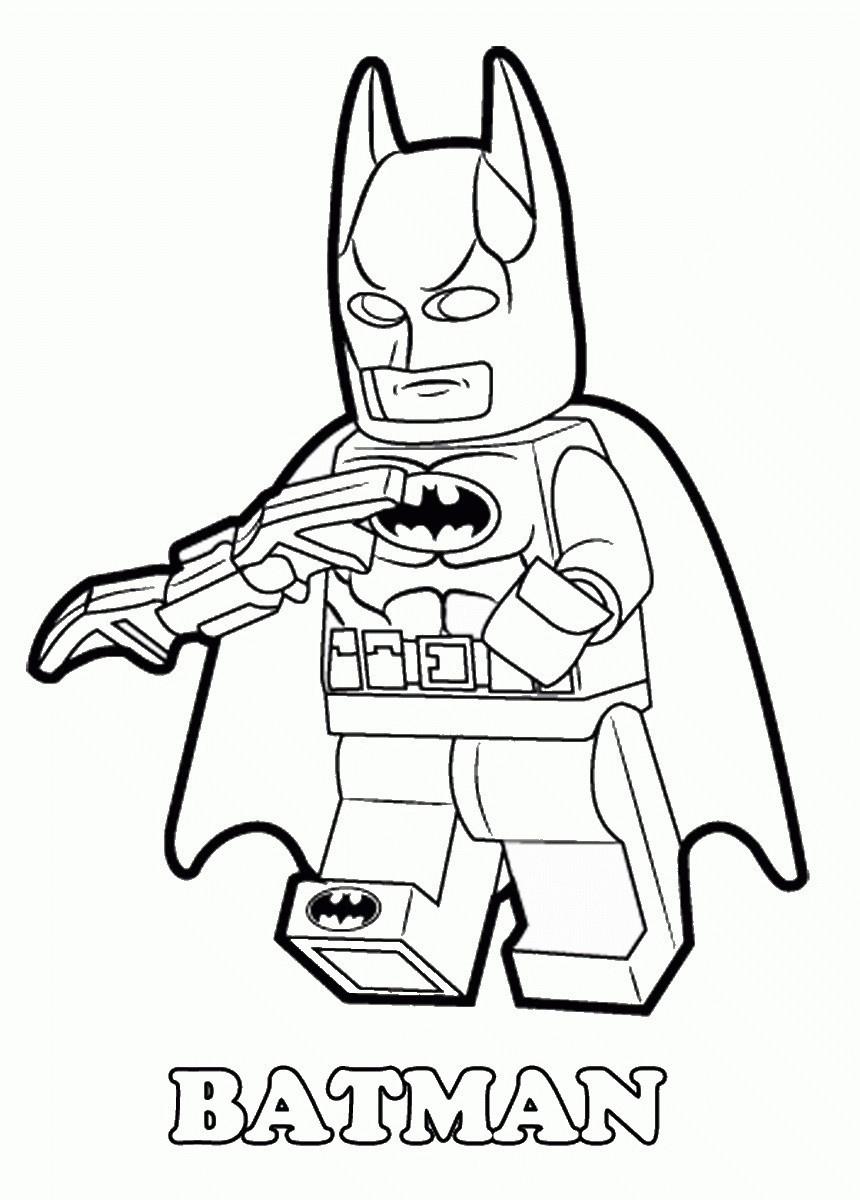 Coloring Pages On Pinterest Lego Batman Coloring Pages With Delighful Batman I Am Lego Batman