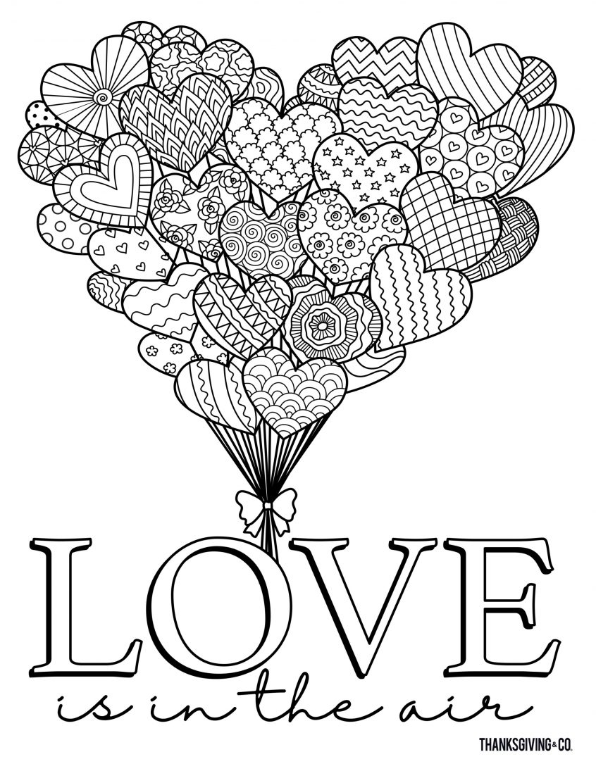 Coloring Pages Valentine Coloring Awesome Free Adult Colorings For Valentines Day That Will