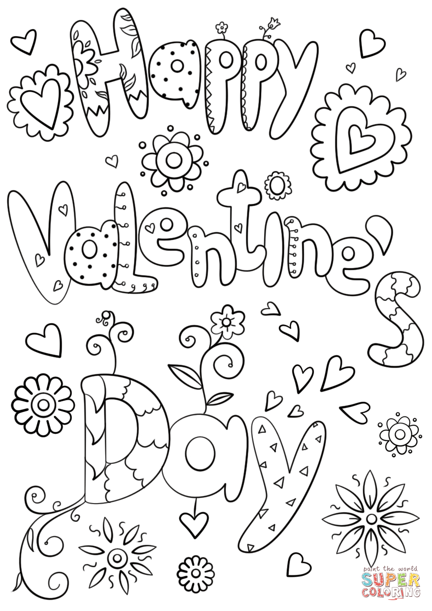Coloring Pages Valentine Valentines Day Coloring Sheets Hhrma Job Career Bali