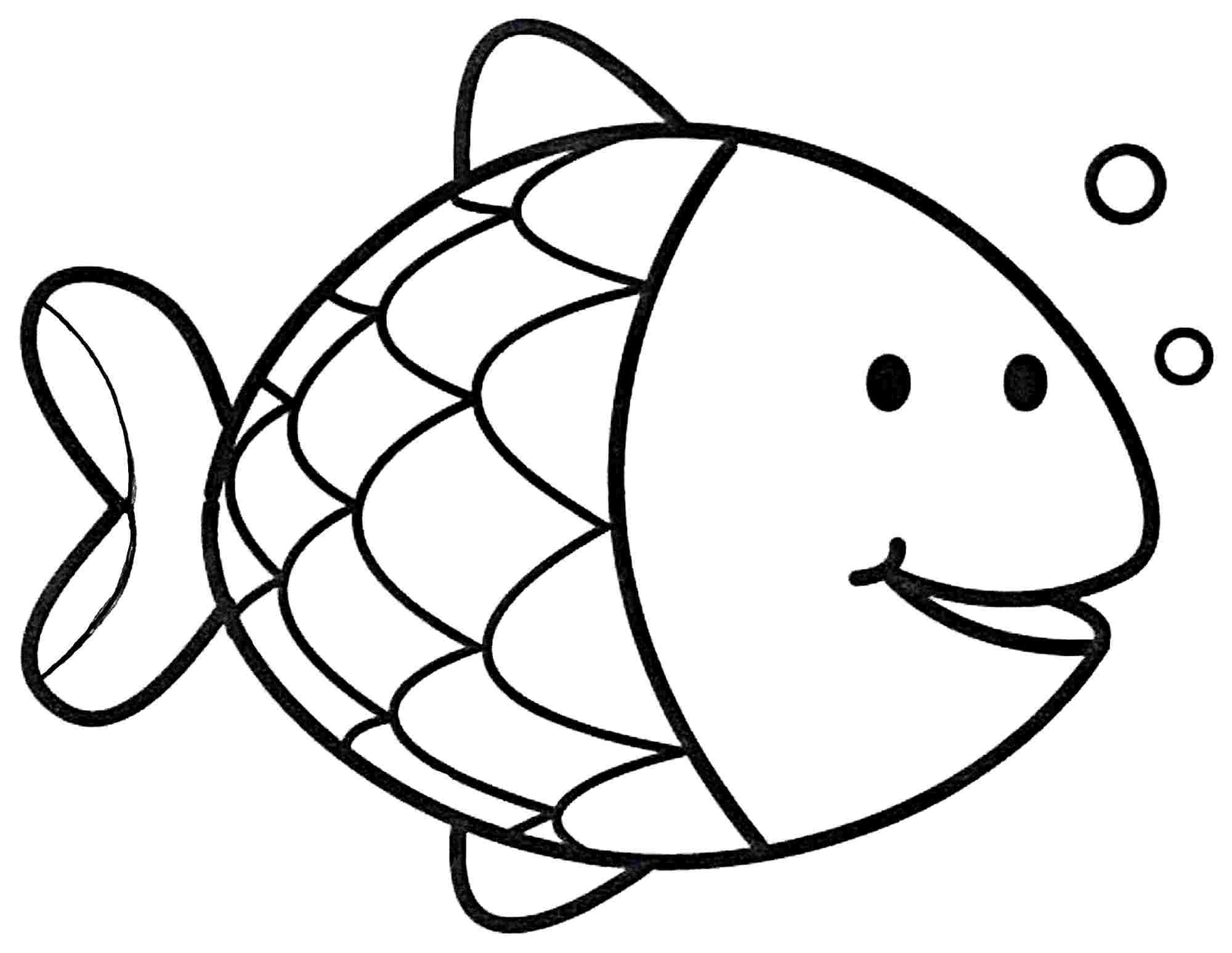 Crayola Fish Coloring Pages Coloring Pages Book Coloring Free Christmas Kids On Preschool The