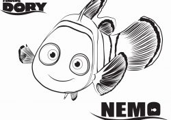 Crayola Fish Coloring Pages Coloring Pages Finding Dory Color Pages Beautiful Nemo Coloring