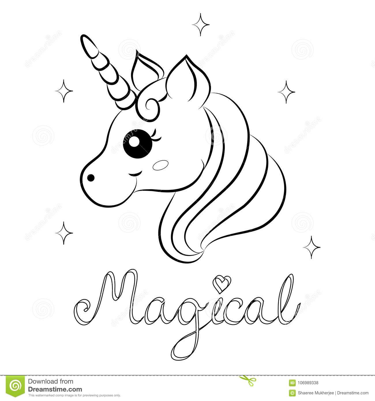 Cute Unicorn Coloring Pages Coloring Pages Coloring Pages Magical Unicorn Awesome Cute Cartoon