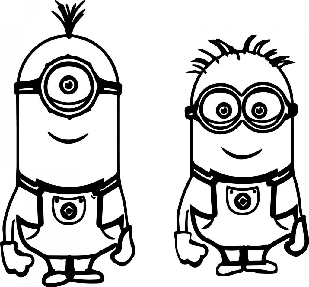 Despicable Coloring Pages Despicable Me Coloring Sheets Classy Minions Coloring Pages