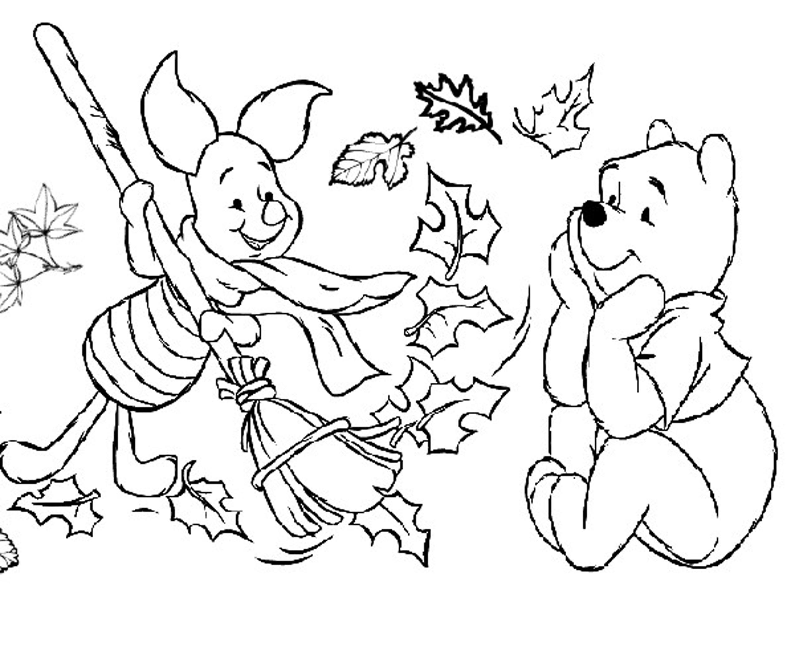 Fall Color Page Fall Coloring Pages Benefit Of Coloring For Kids Best Apps For Kids