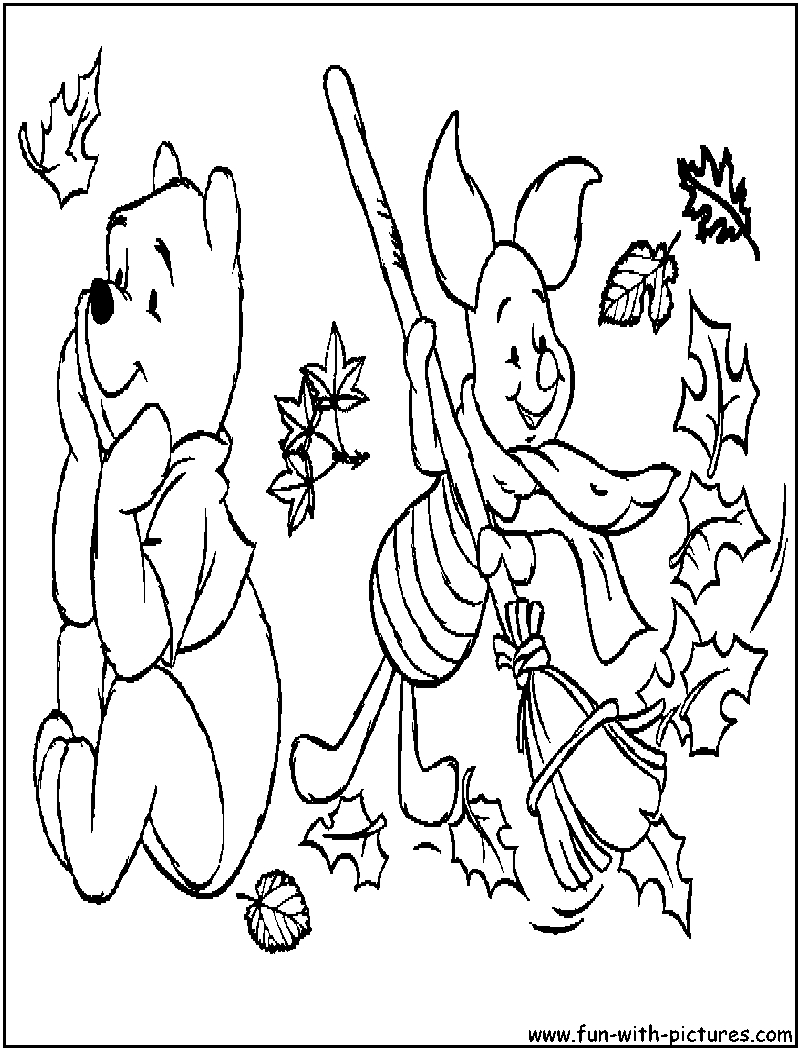 Fall Color Page Fall Coloring Pages Free Printable Colouring Pages For Kids To