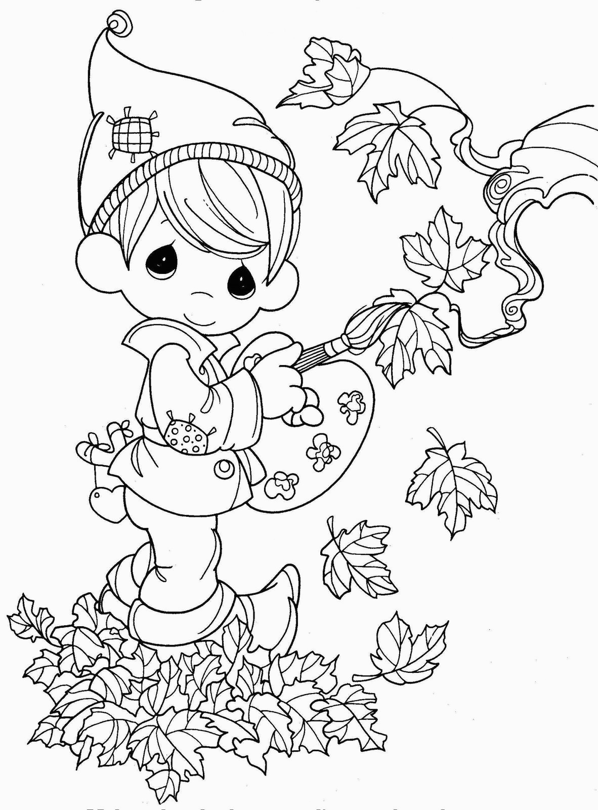 Fall Color Page Letter F Is For Fall Coloring Page For Fall Color Pages Get