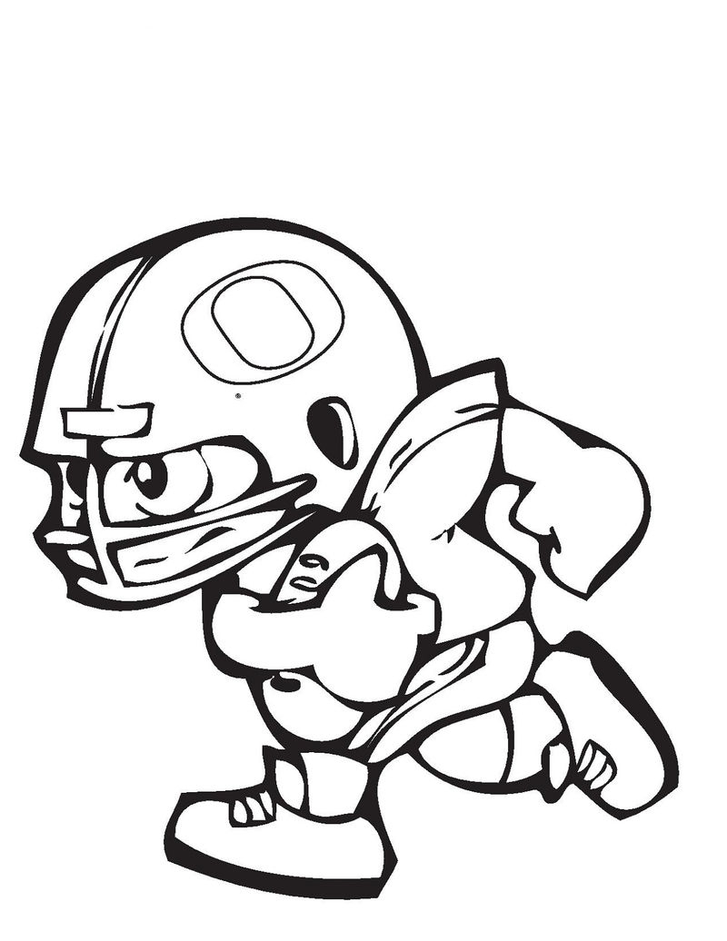 Football Color Pages Football Color Pages Easy Printable Coloring Pages For Kids