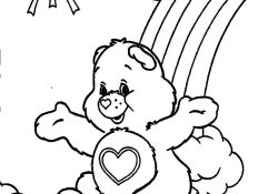 Free Care Bear Coloring Pages Free Printable Care Bear Coloring Pages For Kids
