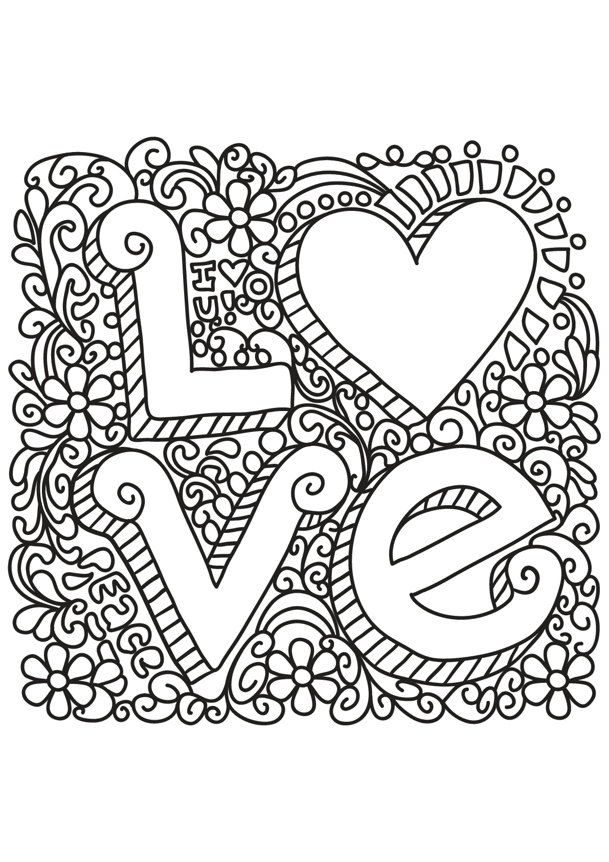 Free Coloring Pages Hearts Coloring Ideas Free Valentine Coloring Pages Hearts And Roses Love