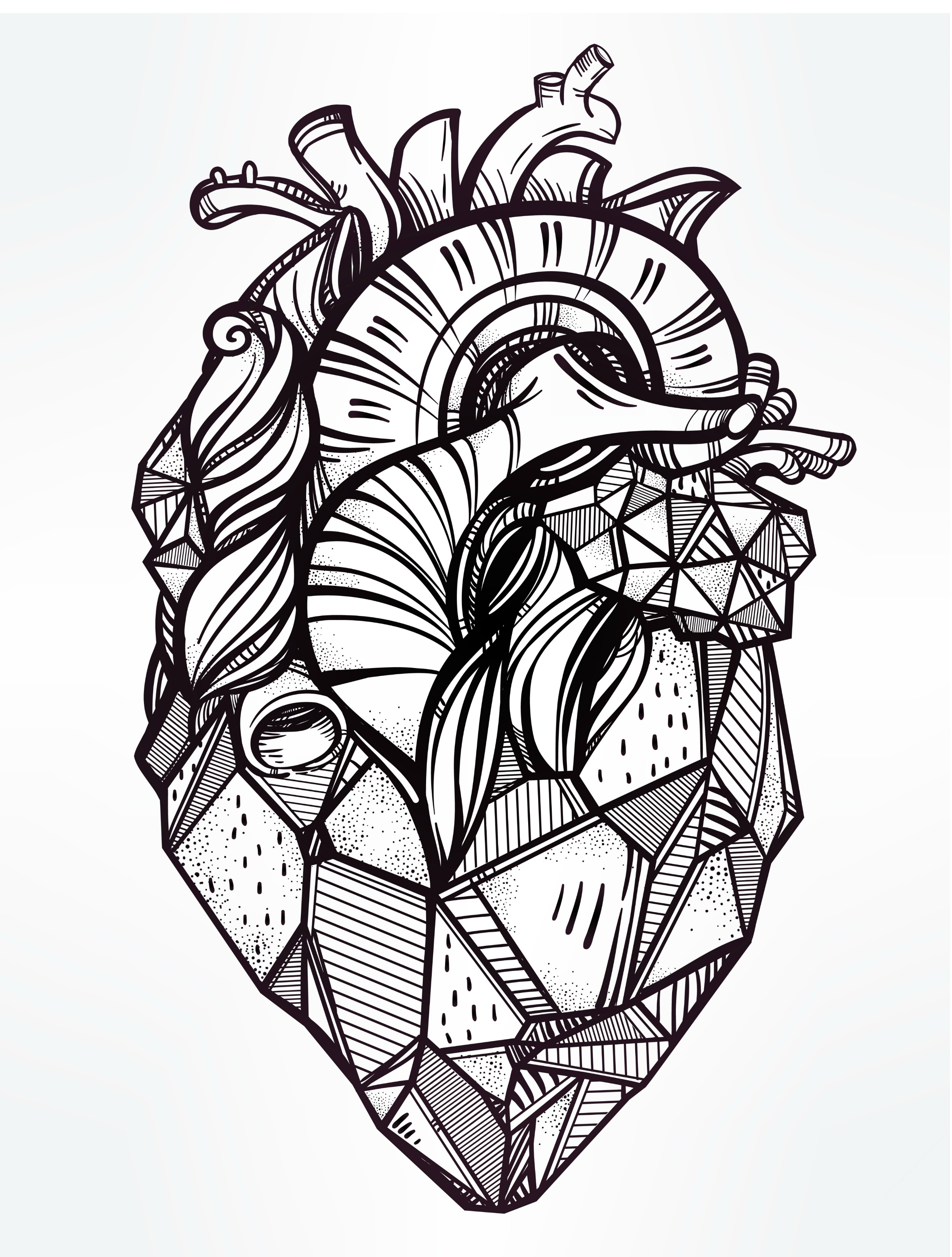Free Coloring Pages Hearts Free Coloring Pages For Adults Hearts