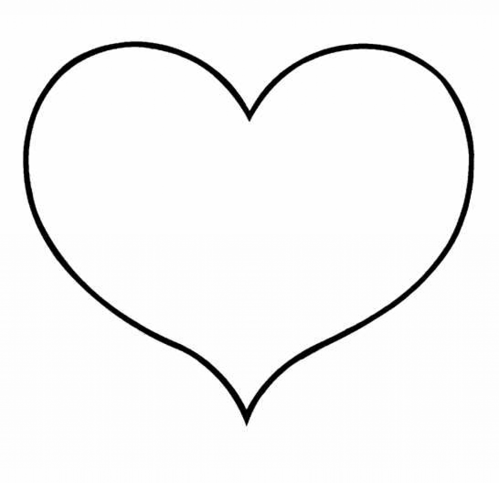 Free Coloring Pages Hearts Free Heart Colouring Pages Clipart Best Free Coloring Pages Hearts