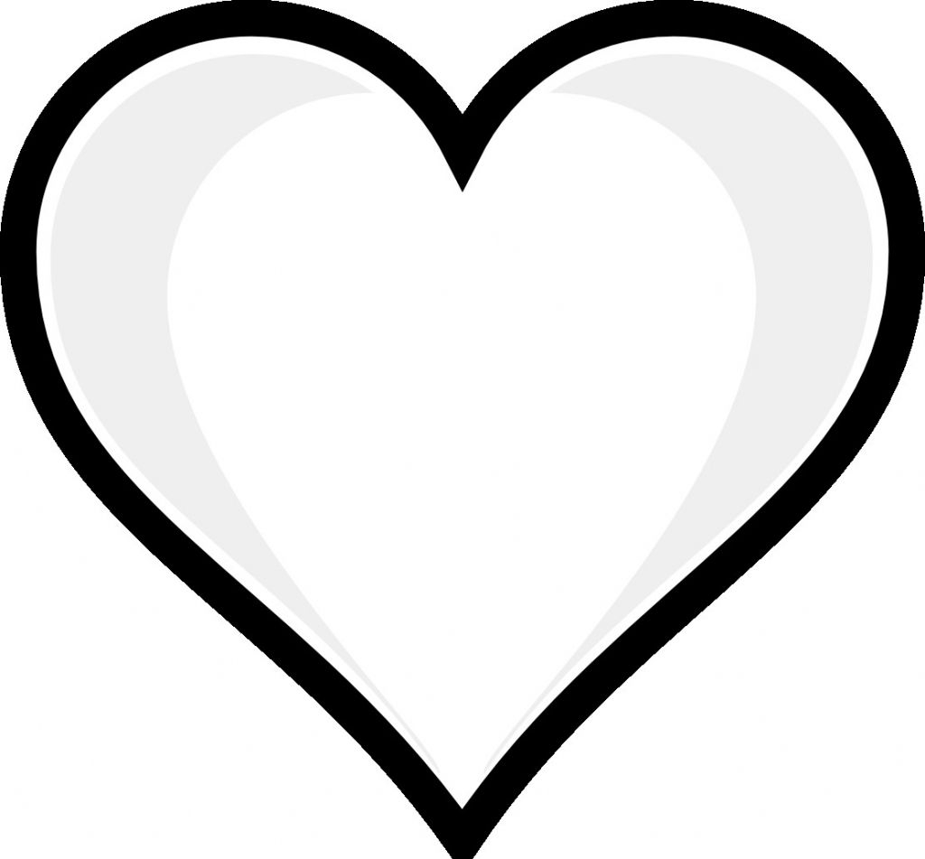 Free Coloring Pages Hearts Free Printable Heart Coloring Pages For Kids For Color Pages Hearts