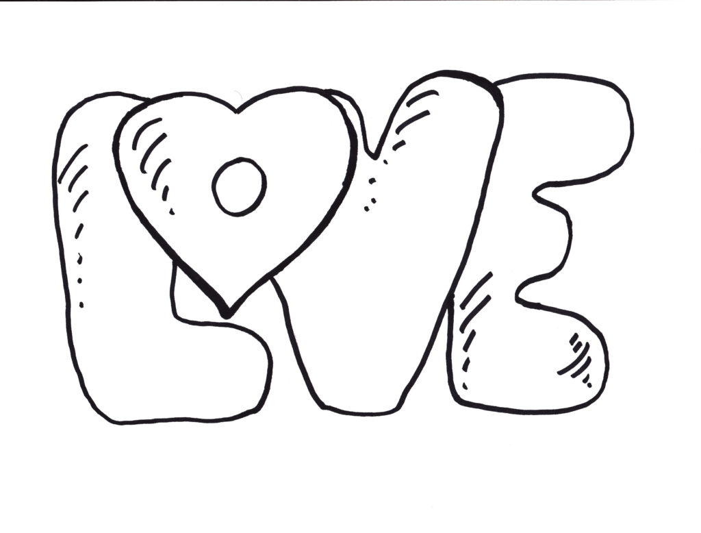 Free Coloring Pages Hearts Hearts With Wings Coloring Pages Group With 65 Items