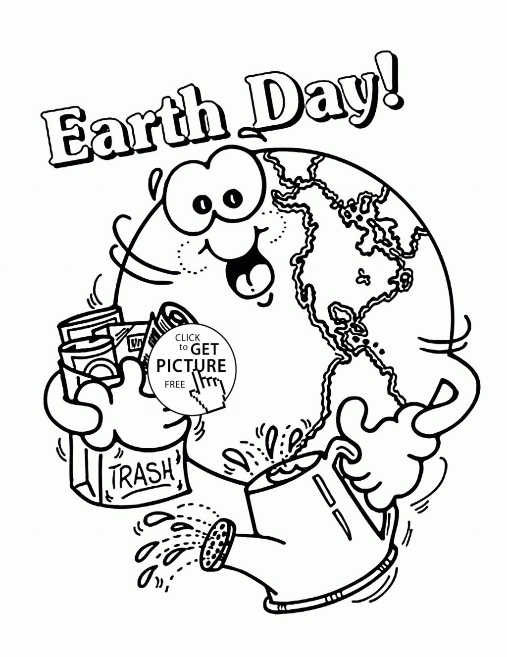 Free Printable Earth Day Coloring Pages And Activities Coloring Ideas Vibrant Inspiration Earth Day Coloring Pagesr
