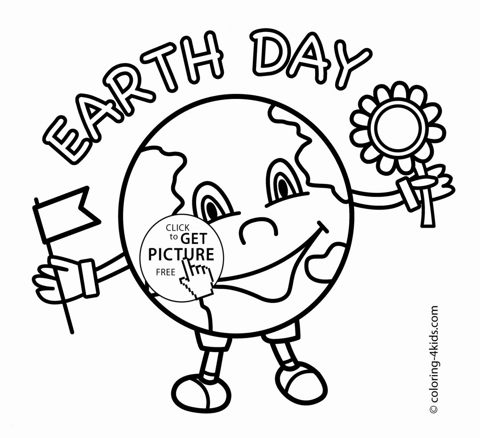 Free Printable Earth Day Coloring Pages And Activities Coloring Pages Earth Coloring Page Free Printable Day Pages And