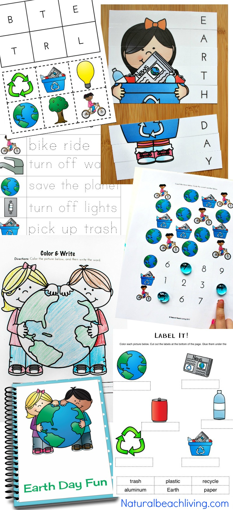 Free Printable Earth Day Coloring Pages And Activities Earth Day Activities Preschool Kindergarteners Love Free