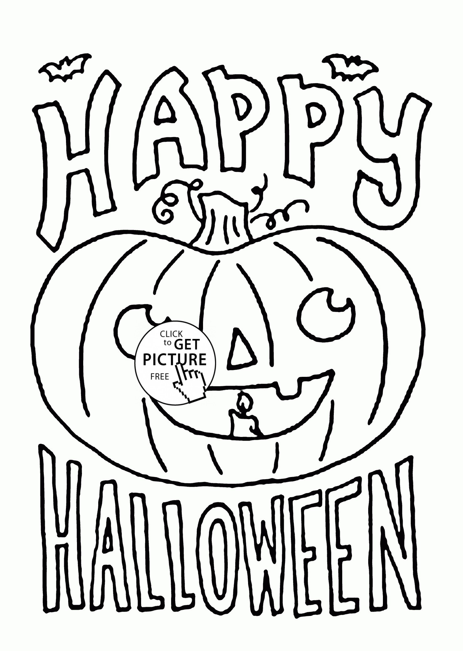 Free Printable Halloween Coloring Page Coloring Ideas Halloween Coloring Free Printables Printable Pages