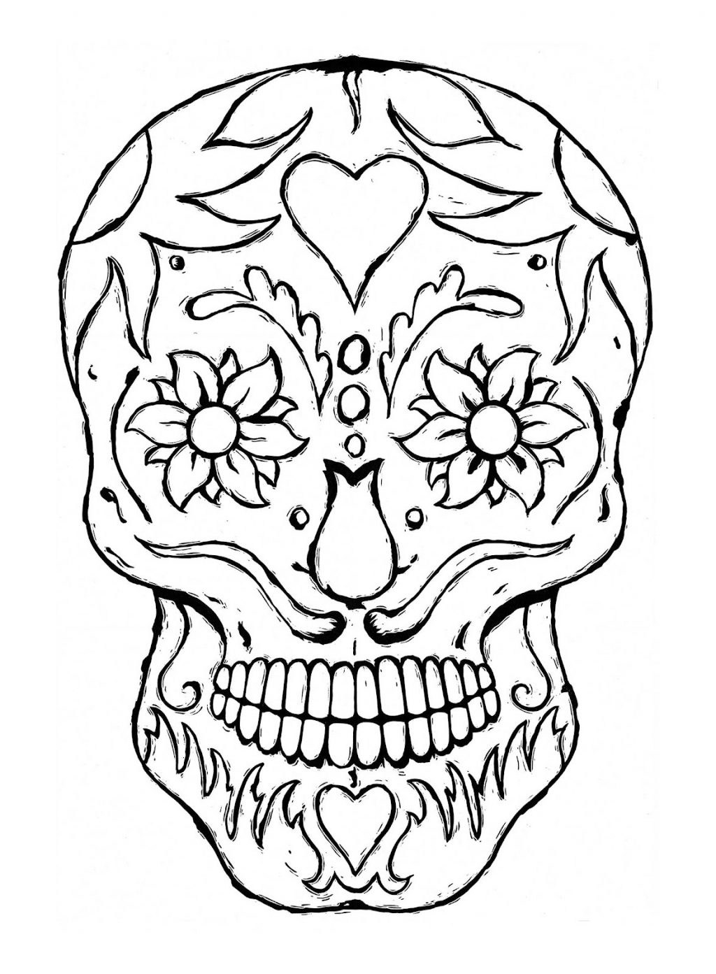 Free Scary Halloween Coloring Pages Coloring Books Scary Halloween Coloring Pages Printables Free