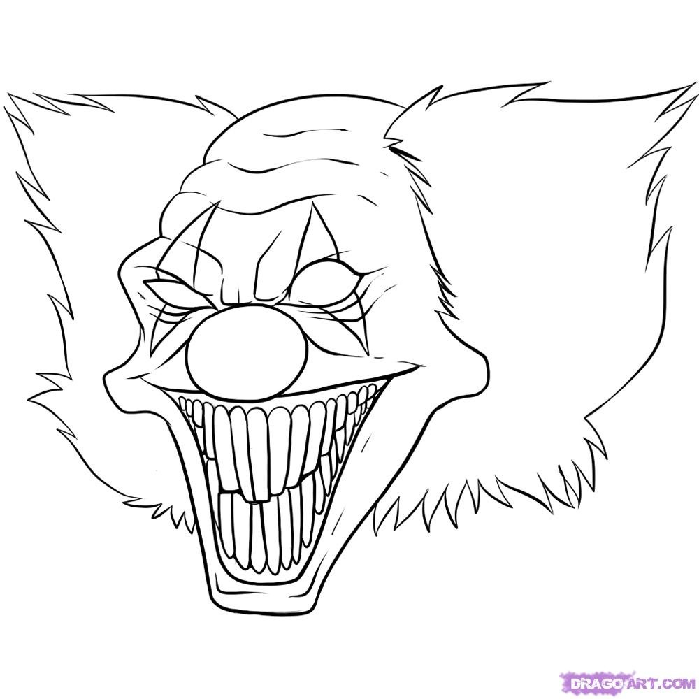 Free Scary Halloween Coloring Pages Coloring Ideas Halloweenoloring Pages To Print Free Printable For