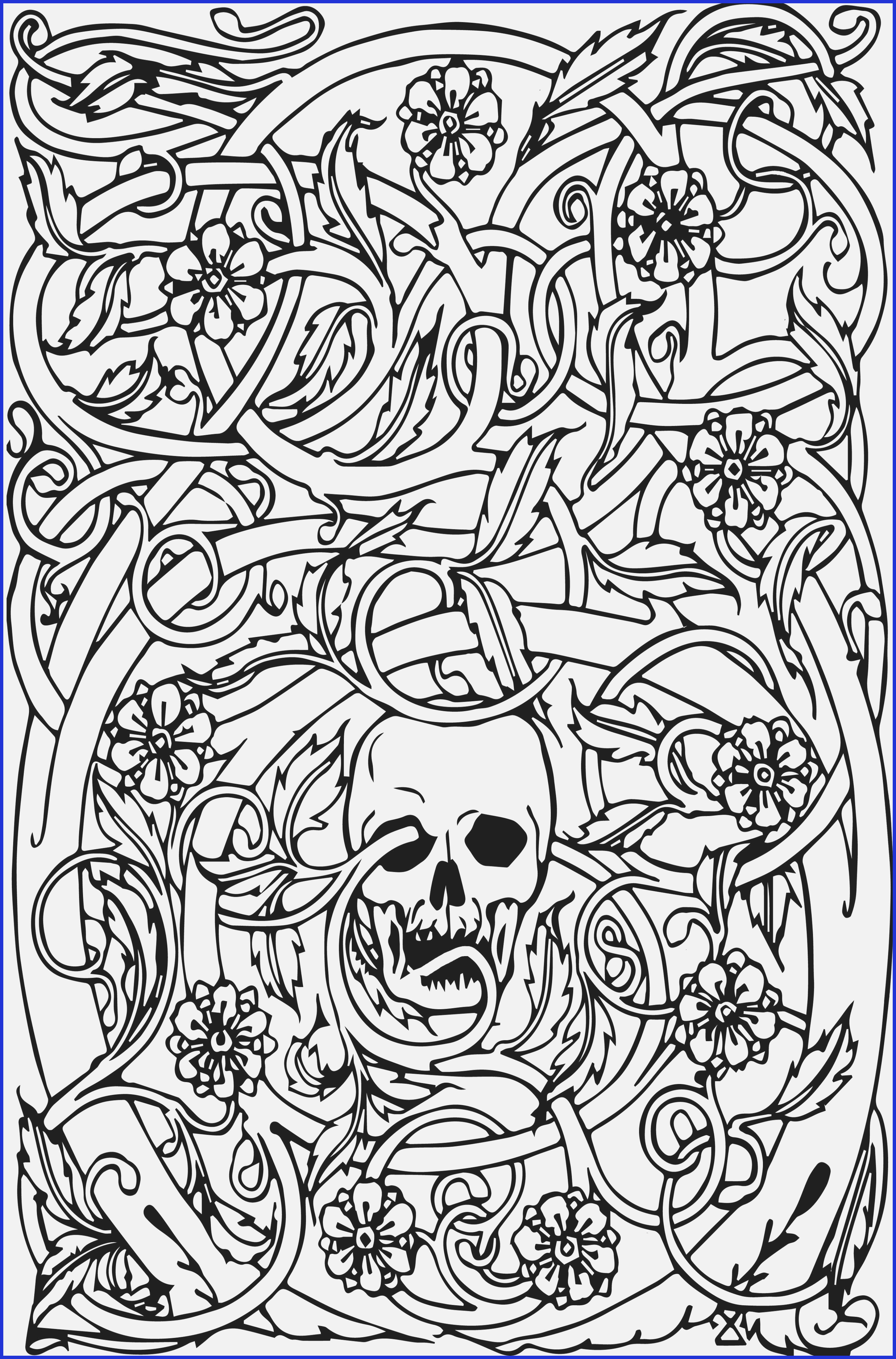 Free Scary Halloween Coloring Pages Scary Monsters Coloring Pages New 13 Best Free Printable Halloween