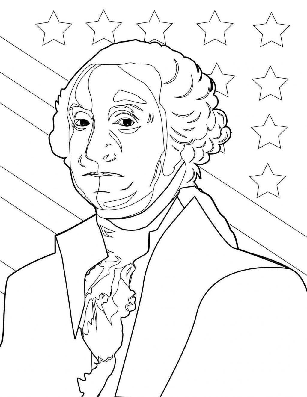 George Washington Carver Coloring Page Coloring Pages Marvelous George Washington Coloring Image Ideas
