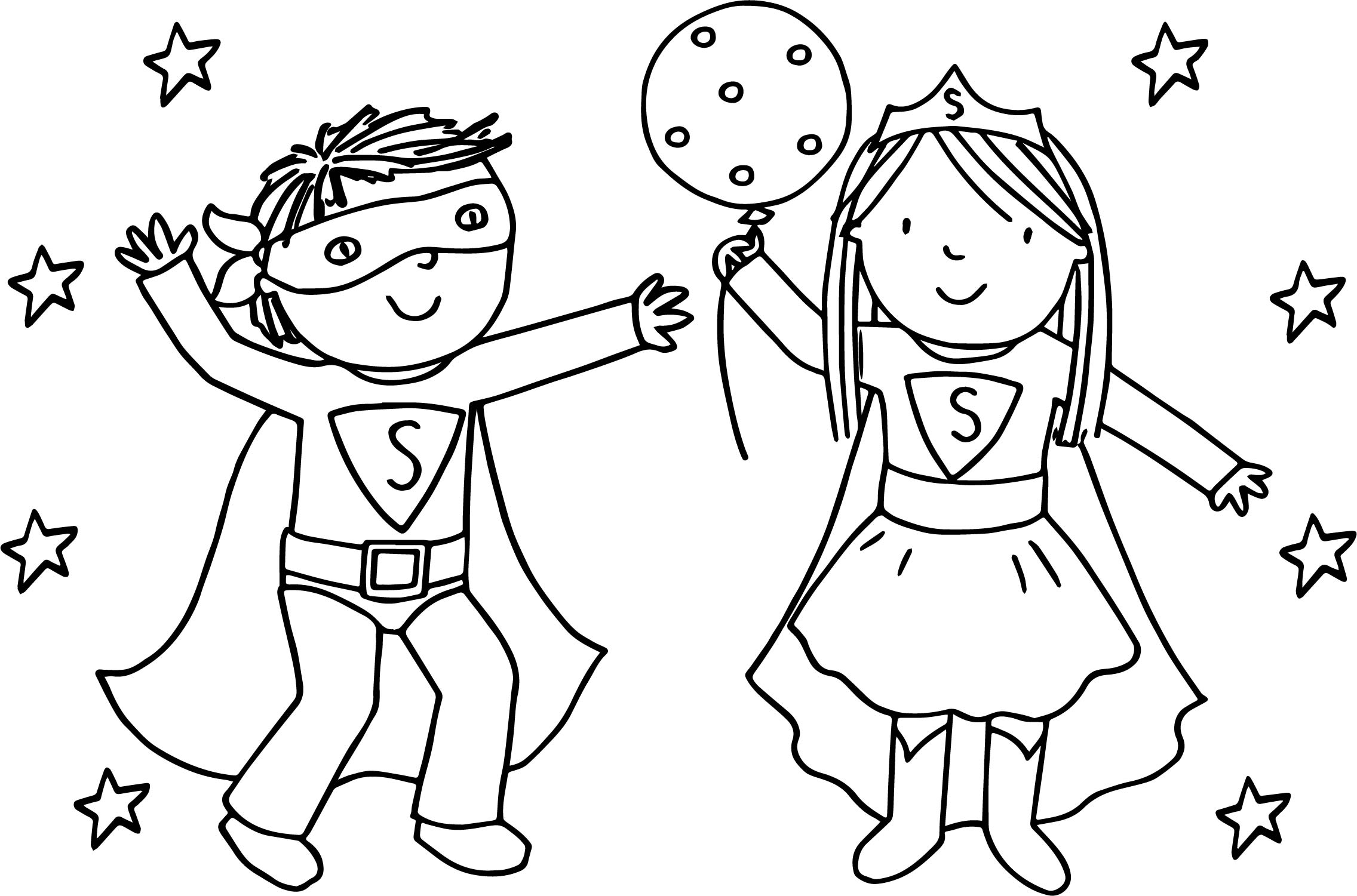 Girl Color Pages Boy And Girl Coloring Pages Coloring Pages For Boys With Free