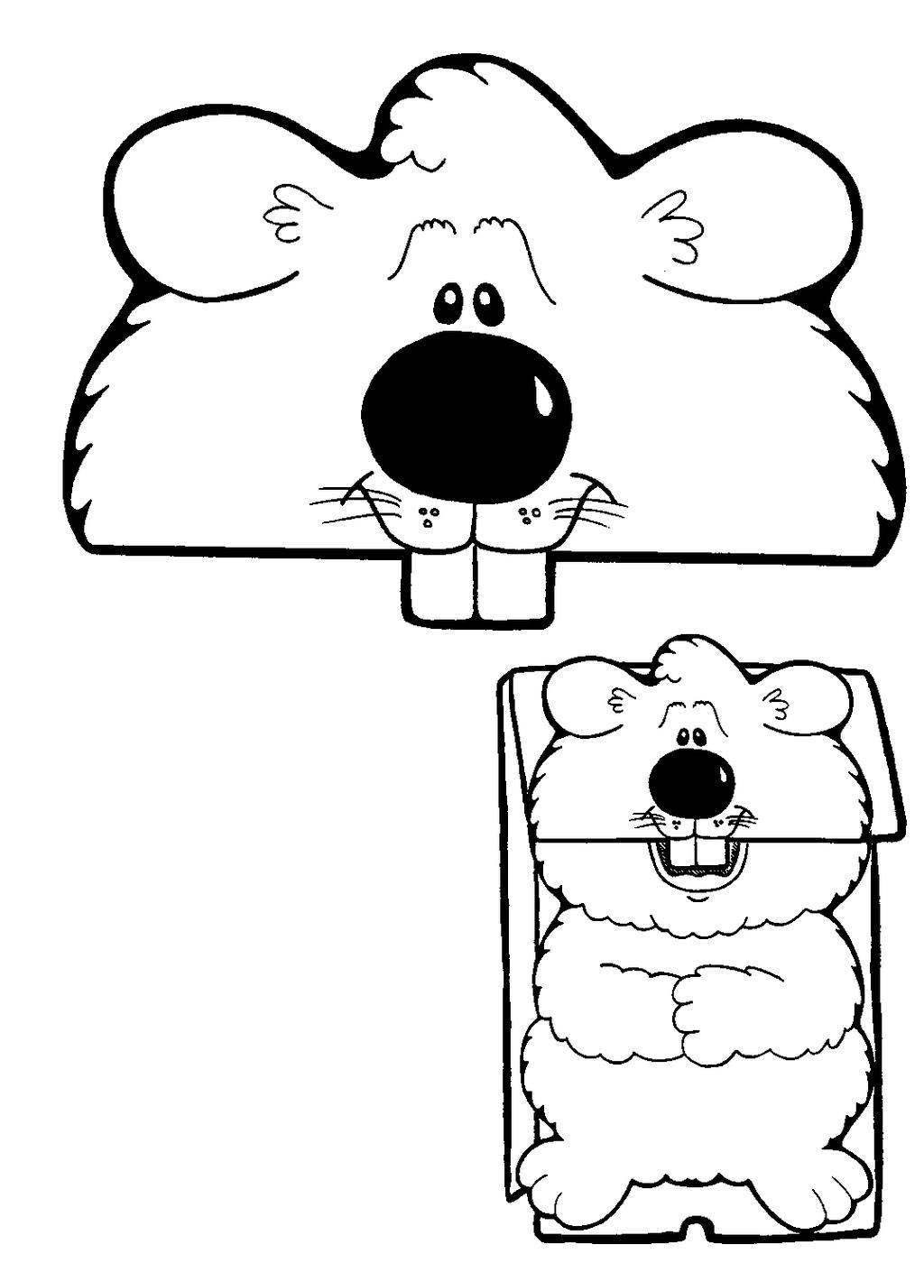 Groundhog Day Printable Coloring Pages Groundhog Day Coloring Pages Sheet Ethicstech Drawings Free