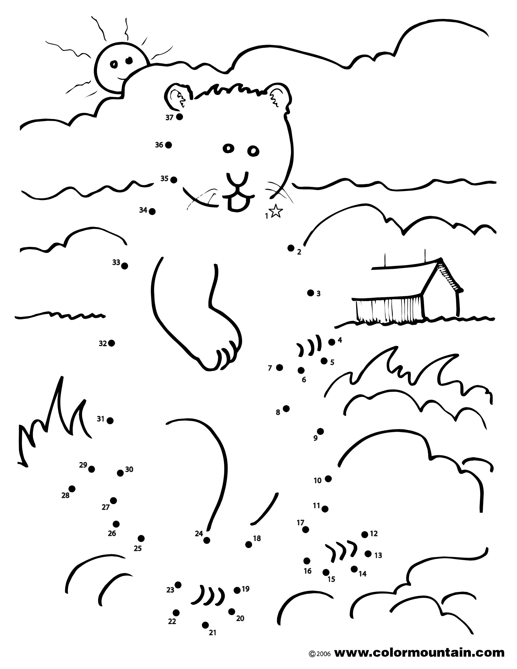 Groundhog Day Printable Coloring Pages Groundhog Day Printable Coloring Pages At Getdrawings Free For
