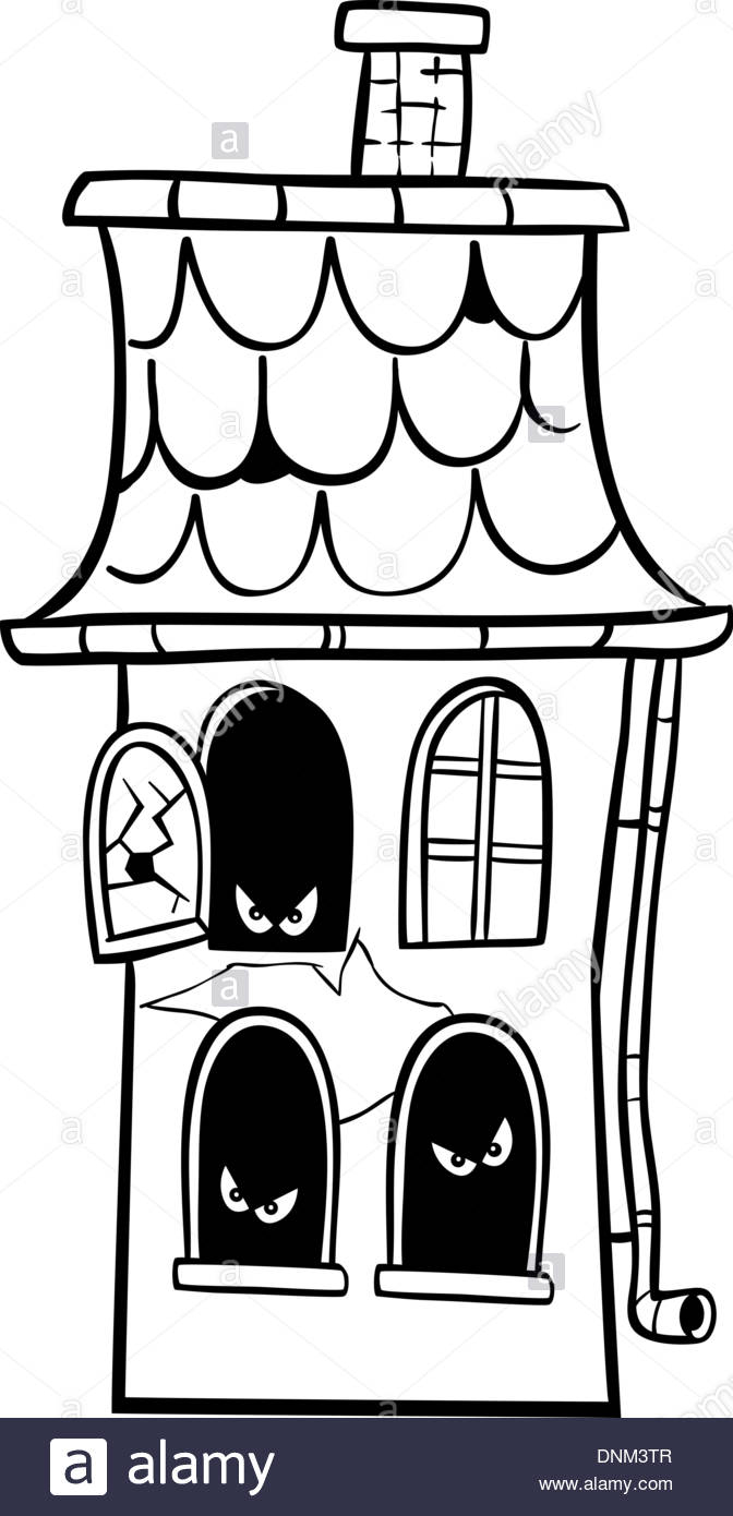 Halloween Frankenstein Coloring Pages Coloring Pages Giant Haunted Houseoloring Book Imageshristmas