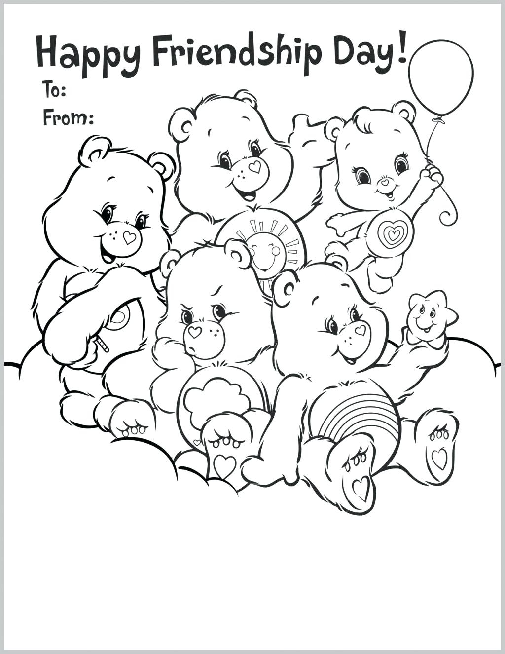 Happy Birthday Coloring Pages For Friends Coloring Pages Of Happy Birthday Drpageco