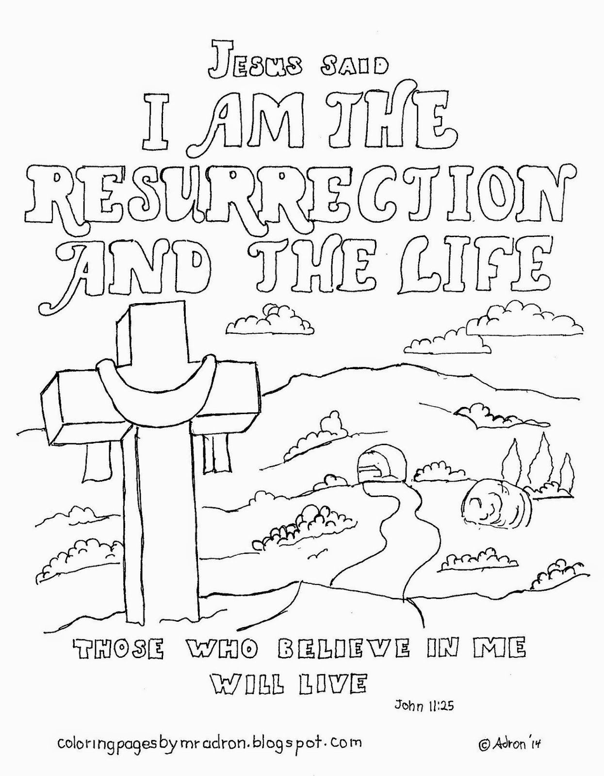 Jesus Easter Coloring Pages Printable 25 Religious Easter Coloring Pages Free Activity Printables Jesus