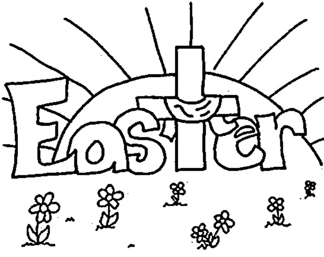 Jesus Easter Coloring Pages Printable Coloring Pages Free Printable Sunday School Coloring Pages For