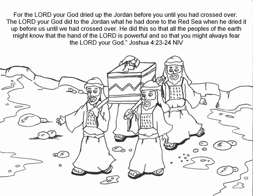 Joshua Fought The Battle Of Jericho Coloring Page Joshua And The Battle Of Jericho Coloring Pages Printable Coloring