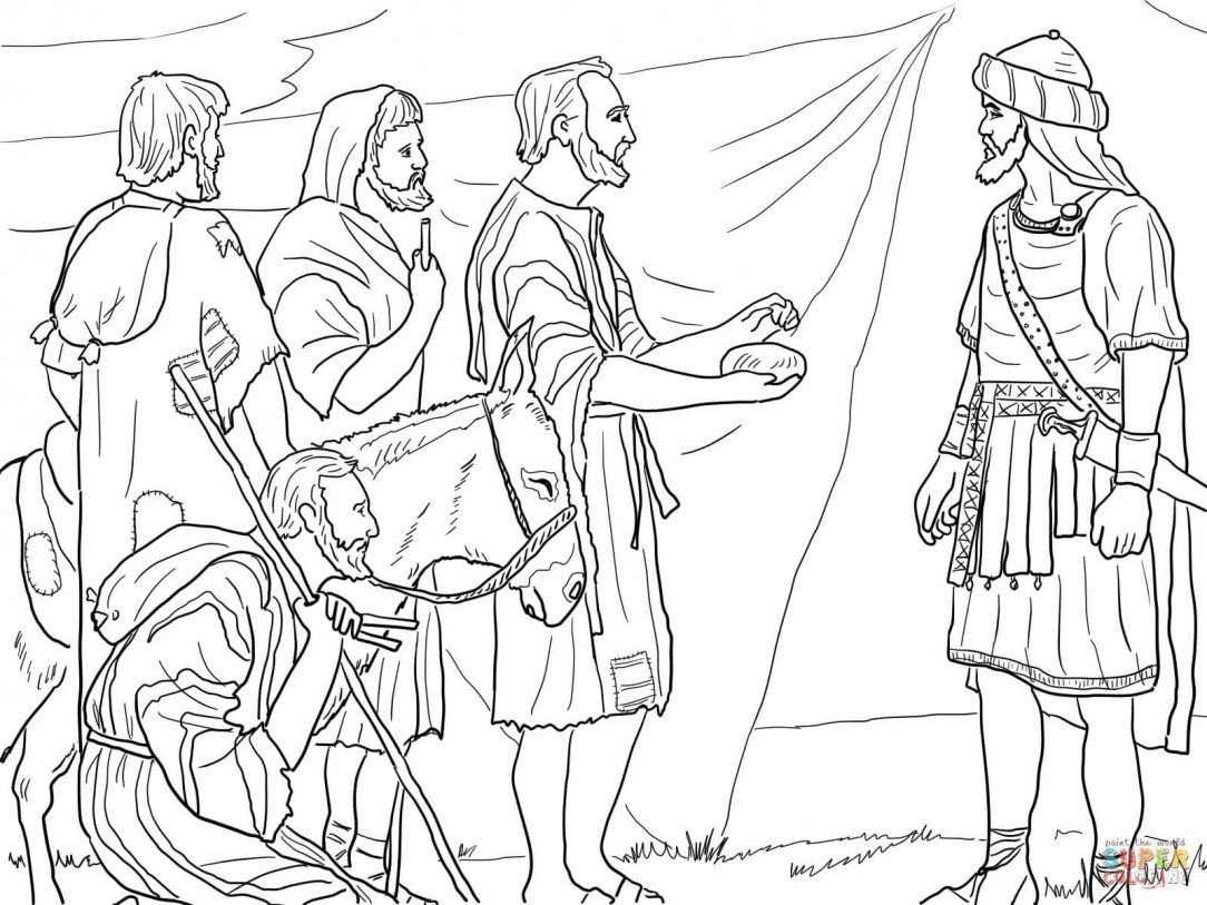 Joshua Fought The Battle Of Jericho Coloring Page Microsoft Paint Coloring Pages Inspirational Lovely Free For Adults