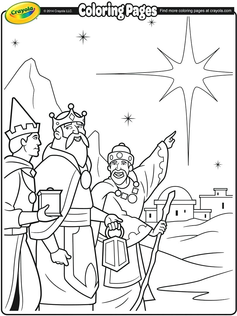 Joshua Fought The Battle Of Jericho Coloring Page Three Kings Coloring Pages King Coloring Pages Three Kings Coloring