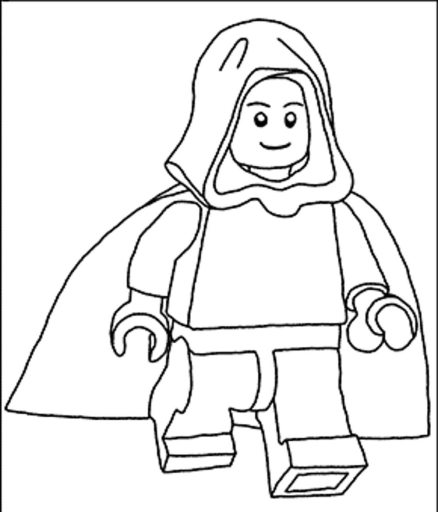 Lego Coloring Pages Star Wars Coloring Inspiration Coloring Free Printable Lego Star Wars Pages