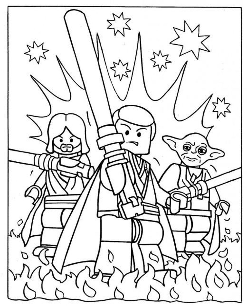 Lego Coloring Pages Star Wars Cooloring Book Free Star Wars Coloring Pagesstonishing Outstanding