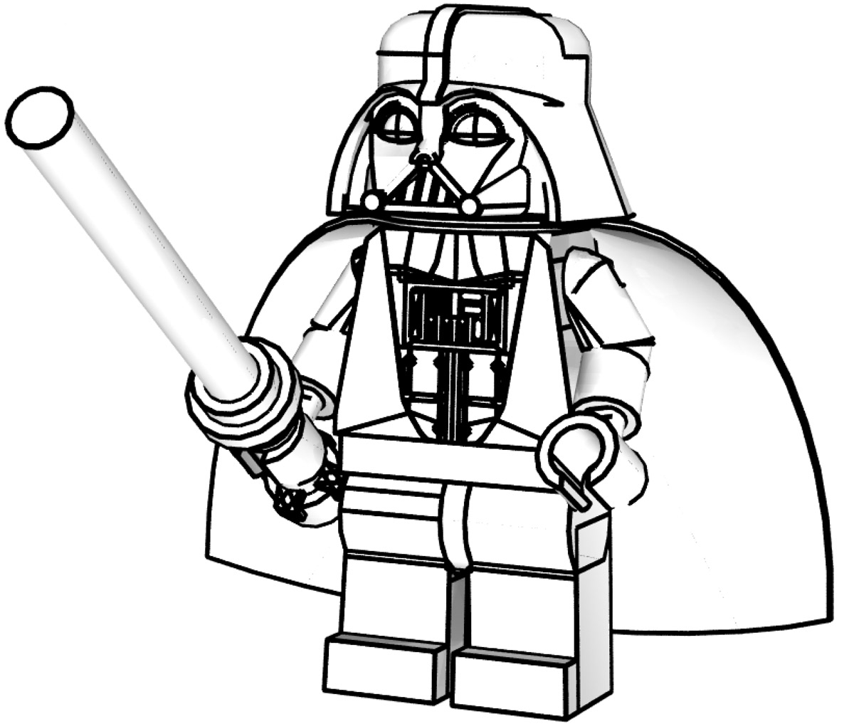 Lego Coloring Pages Star Wars Lego Coloring Pages Free Download Best Lego Coloring Pages On