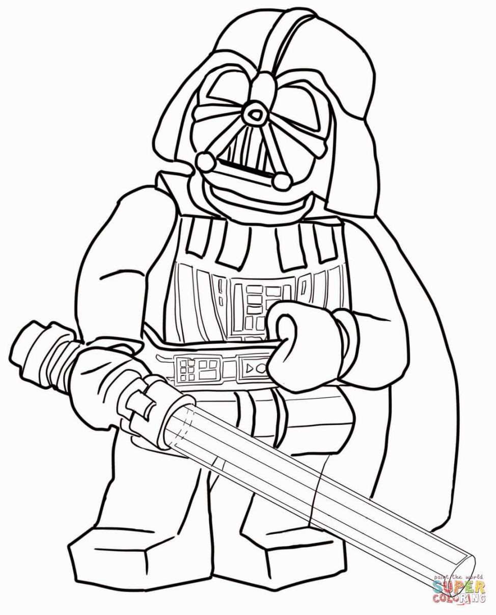 Lego Coloring Pages Star Wars Star Wars Coloring Pages Online Luxury Lego Starwars Coloring Pages