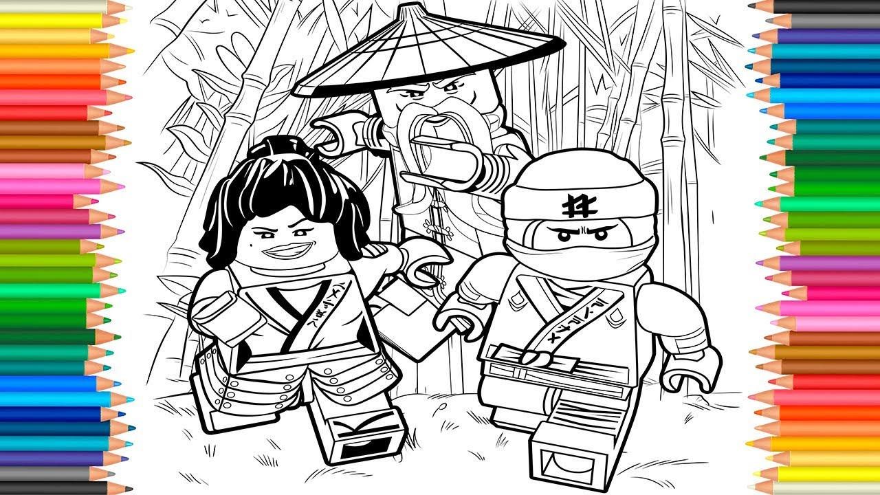 Lego Movie Color Pages Coloring Ideas Marvelous The Lego Ninjago Movie Coloring Pages