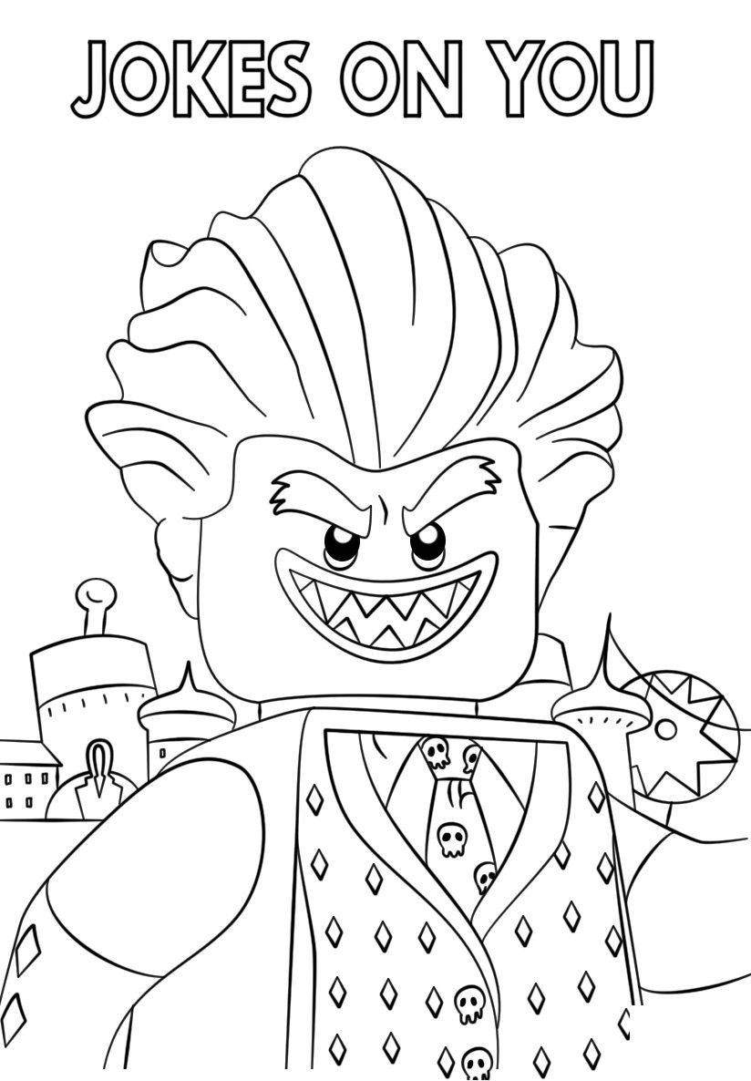 Lego Movie Color Pages Inspirational Lego Batman Coloring Pages Lego Movie 599 Free