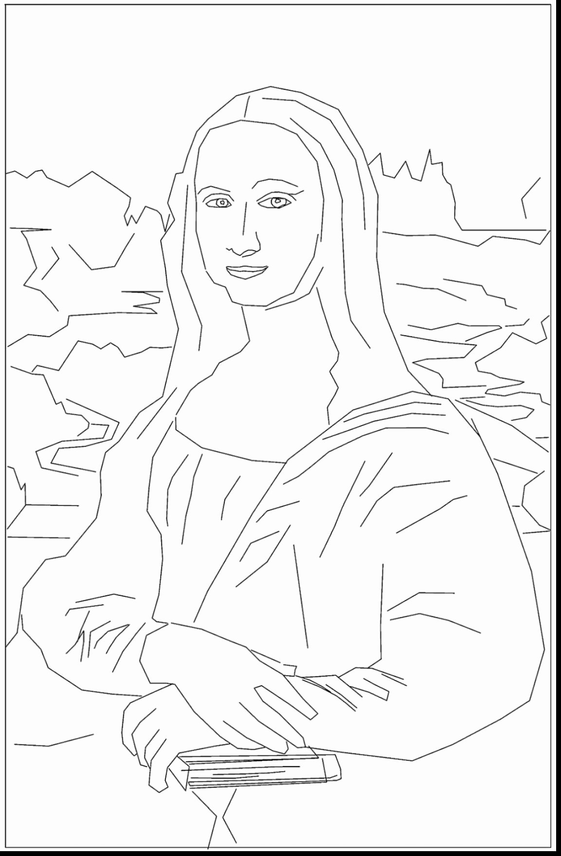 Leonardo Da Vinci The Last Supper Coloring Page Leonardo Da Vinci Coloring Pages Wiring Diagram Database