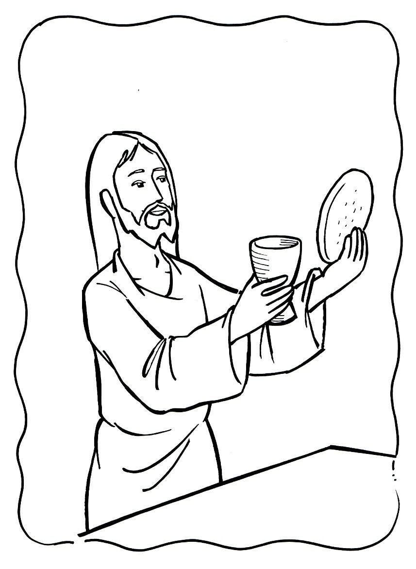 Leonardo Da Vinci The Last Supper Coloring Page On A Budget Last Supper Coloring Page Dreade