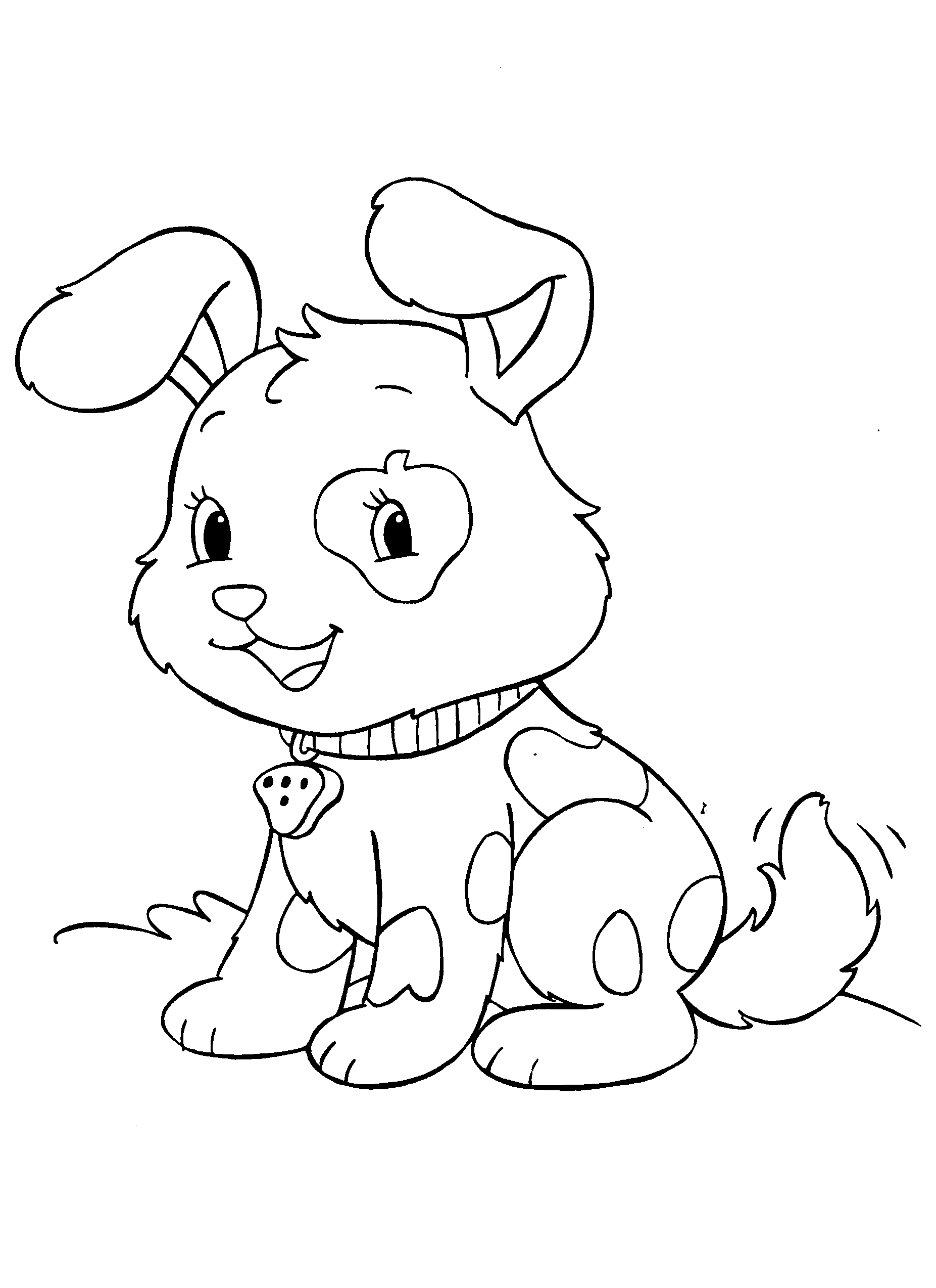 Little Puppy Coloring Pages Animal Coloring Pages Puppies Photo Album Sabadaphnecottage