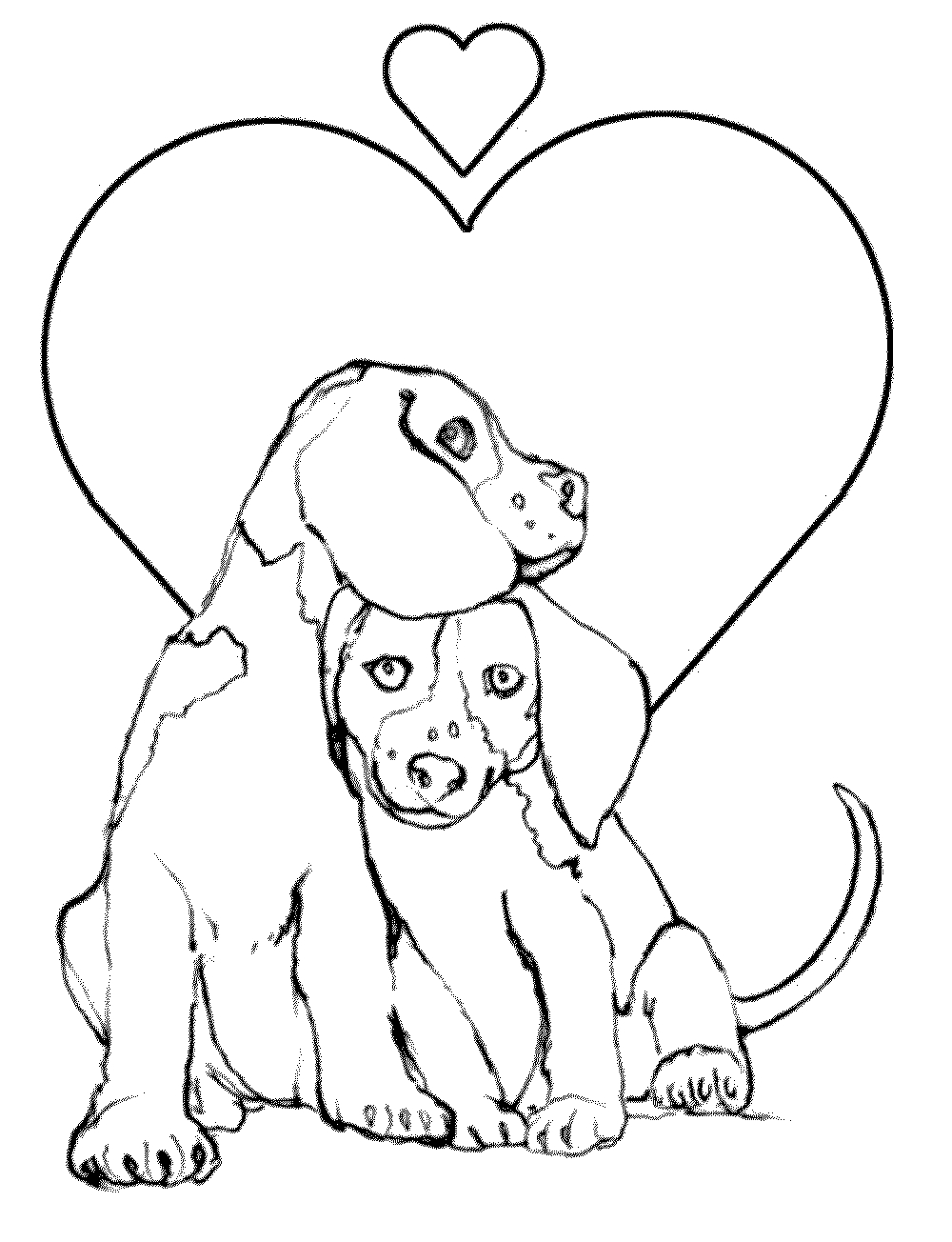 Little Puppy Coloring Pages Biscuit The Puppy Coloring Pages Coloring Home
