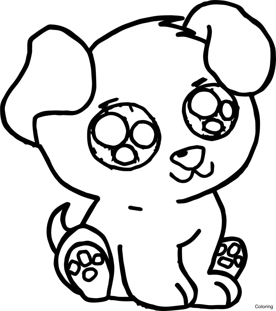 Little Puppy Coloring Pages Coloring Pages Cute Puppies Coloring Pages Patinsudouest