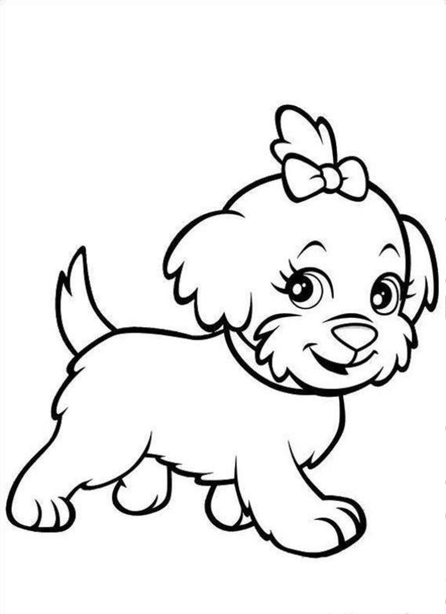 Little Puppy Coloring Pages Images Of Free Printable Puppy Coloring Pages Sabadaphnecottage