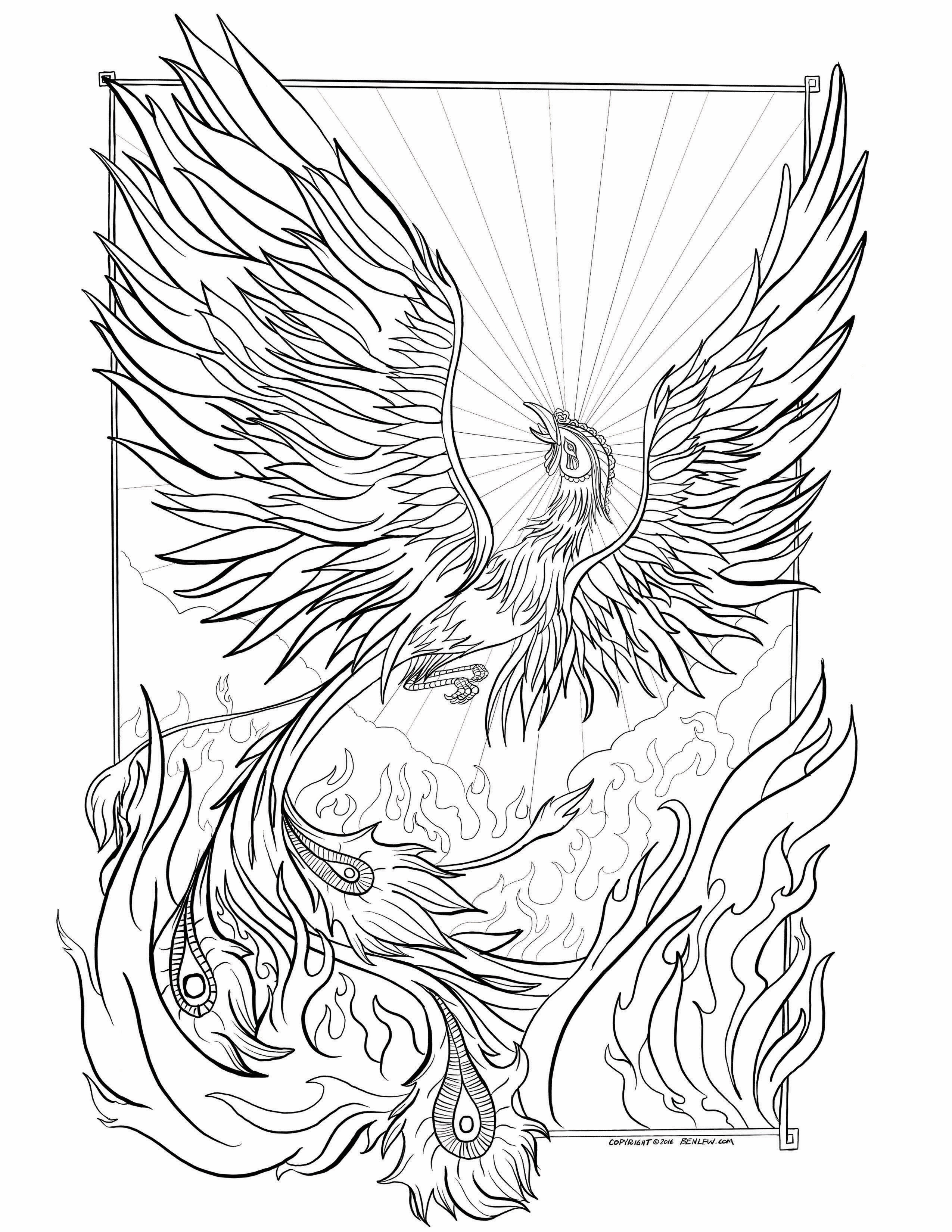 Love Bird Coloring Pages Coloring Ideas Stunning Phoenix Birding Page Pages To Print Save